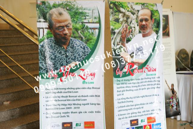 tư vấn tổ chức triển lãm bonsai TPHCM 3