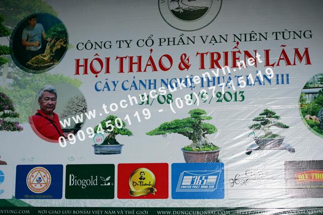 tư vấn tổ chức triển lãm bonsai TPHCM 4