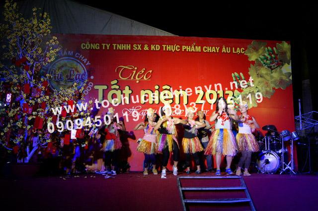 Dịch vụ tổ chức tiệc tất niên Ngàn Thông 5