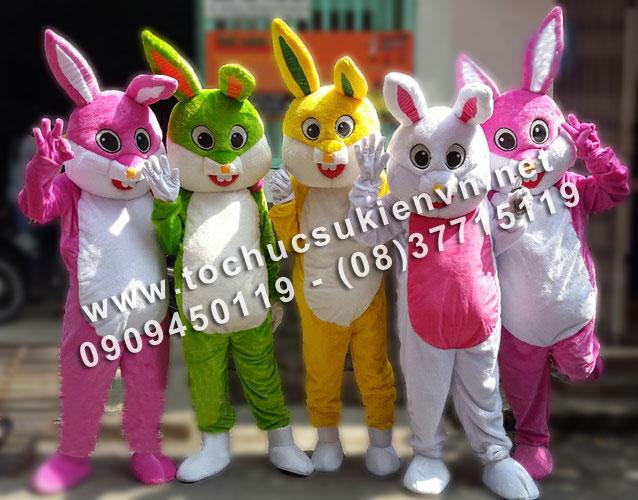 Thiết kế và sản xuất mascot 6