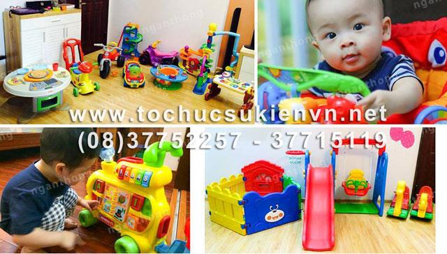 Cho thuê đồ chơi trẻ em TPHCM 5
