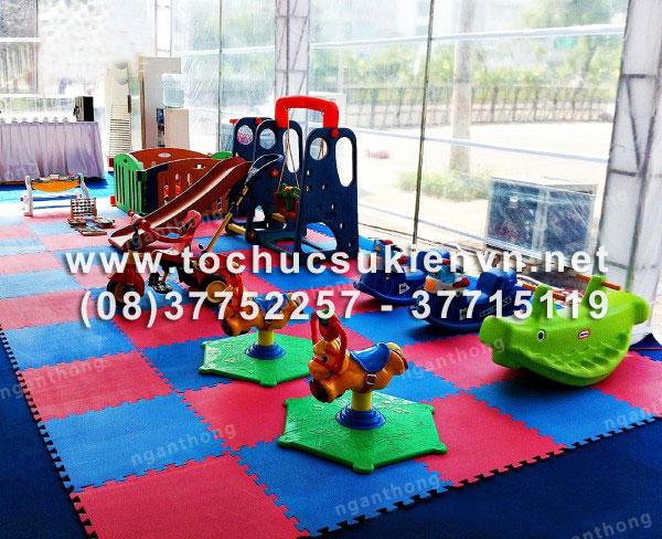 Cho thuê đồ chơi trẻ em chất lượng