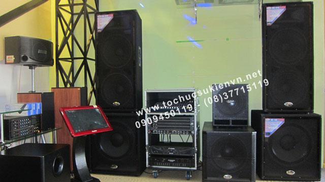 cho thue am thanh - dan karaoke 11