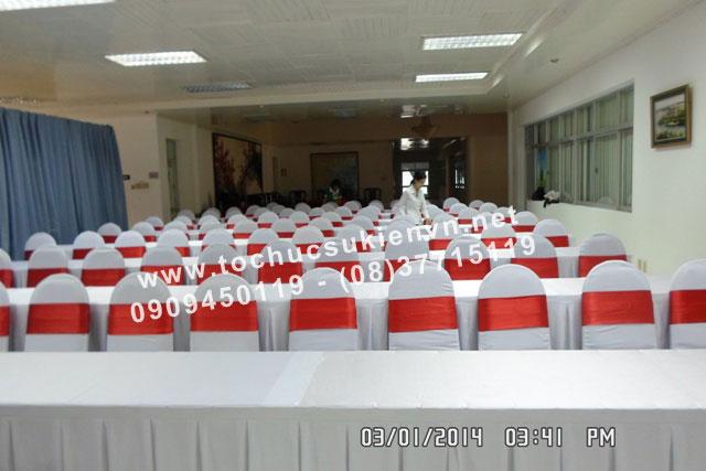 cho thuê bàn ghế sự kiện tại lễ khai trương 3