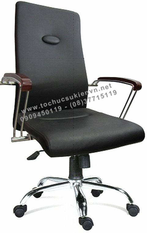 Cho thuê bàn ghế vip - ghế chân quỳ 4