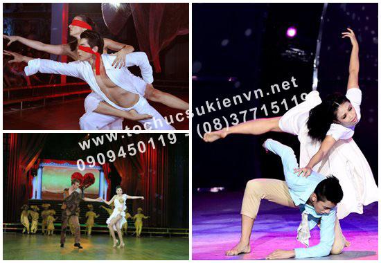 Cho thuê nhóm múa và vũ đoàn TPHCM