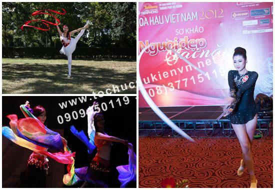 Cho thuê nhóm múa và vũ đoàn TPHCM 2