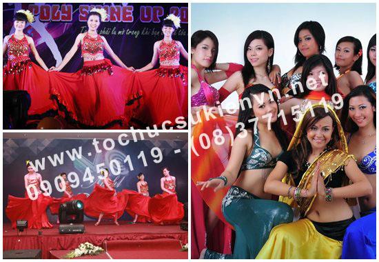 Dịch vụ cho thuê nhóm múa và vũ đoàn TPHCM 4