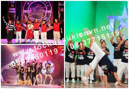 Dịch vụ cho thuê nhóm múa và vũ đoàn TPHCM 5