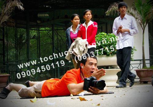 Cho thuê thợ quay phim - chụp hình chuyên nghiệp