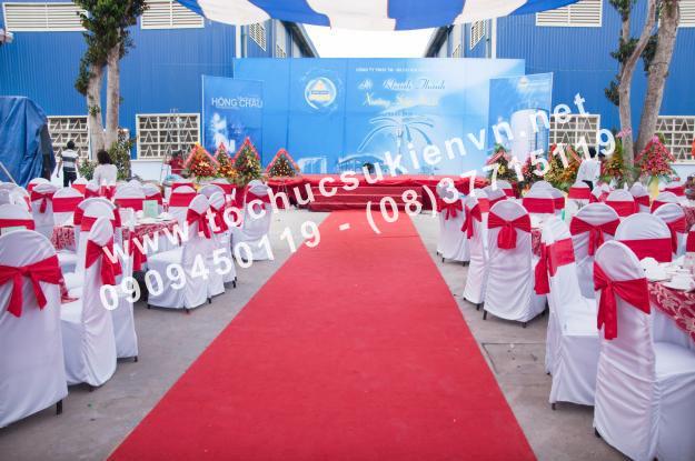 Cho thuê thảm đỏ  sự kiện TPHCM