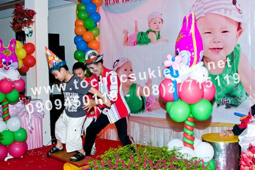 Dịch vụ tổ chức tiệc sinh nhật  Ngàn Thông 8