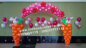 Dịch vụ tổ chức tiệc sinh nhật  Ngàn Thông 9