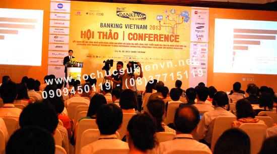 Tổ chức hội nghị hội thảo  5