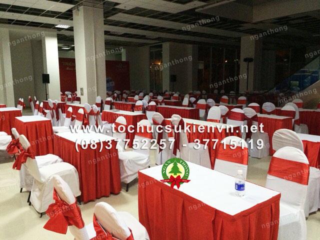 Cho thuê bàn dài chữ nhật hội nghị 7