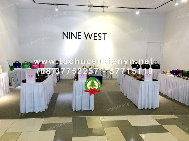 Cho thuê bàn dài chữ nhật hội nghị 8