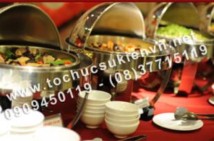 Cho thuê nồi hầm buffet 8