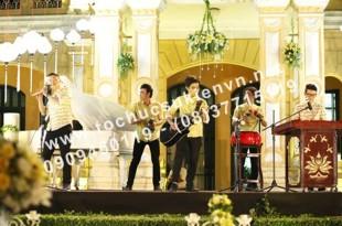 Cho thuê ban nhạc sống cho tiệc cưới 3