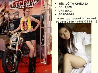 Cho thuê người mẫu chuyên nghiệp TPHCM 5