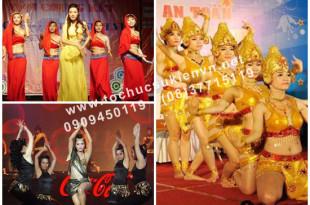 Dịch vụ cho thuê nhóm múa và vũ đoàn TPHCM 7