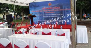 Lễ khởi công công trình trụ sở chi cục hải quan khu chế xuất Linh Trung 8