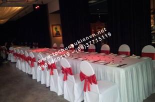 vCho thuê bàn tiệc buffet cao cấp 3