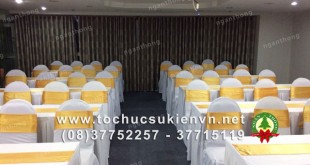 cho thuê bàn ghế sự kiện tại lễ khai trương 14