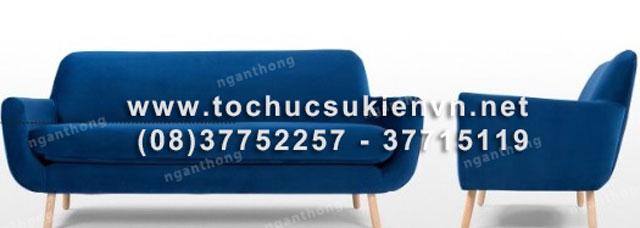 Cho thuê bàn ghế sofa sự kiện 2