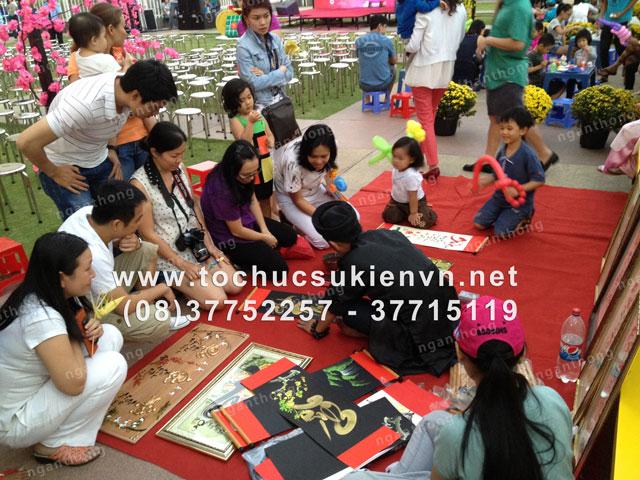 Dịch vụ tổ chức lễ hội mừng xuân 12