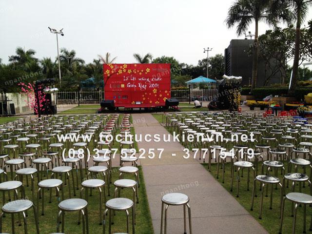 Dịch vụ tổ chức lễ hội mừng xuân 5