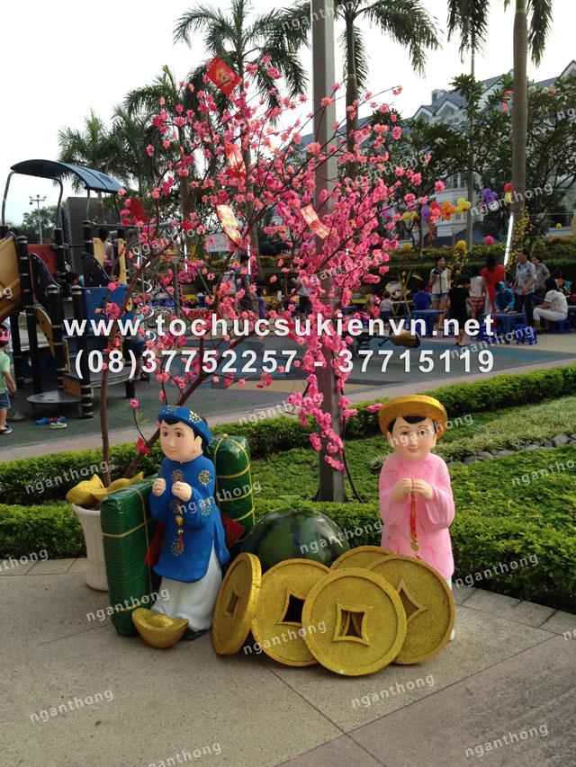 Dịch vụ tổ chức lễ hội mừng xuân 9