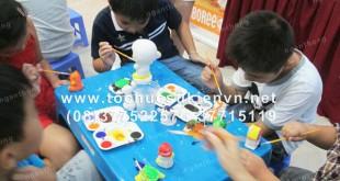Tổ chức trung thu chung cư Saigon Pearl 19