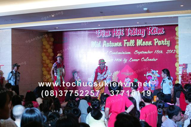 Dịch vụ tổ chức trung thu Sài Gòn Pearl 11
