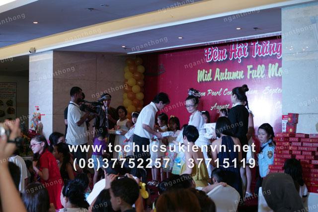 Dịch vụ tổ chức trung thu Sài Gòn Pearl 14