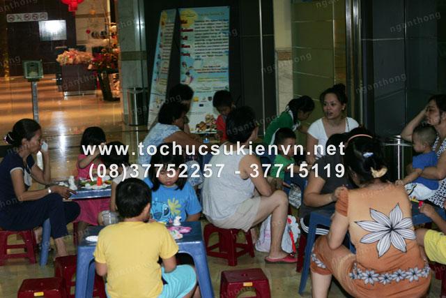 Dịch vụ tổ chức trung thu Sài Gòn Pearl 8