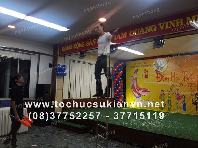 Tổ chức trung thu VietinBank 10