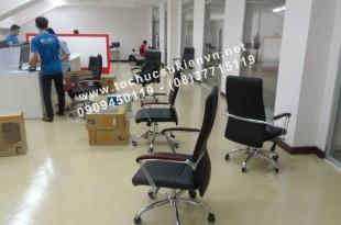 Cho thuê bàn ghế văn phòng theo phong thủy 4