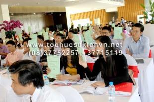 dịch vụ tổ chức hội nghị hội thảo 3