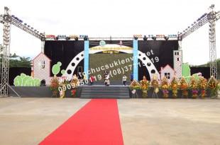 Cho thuê sân khấu ngoài trời Ngàn thông 3