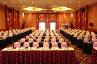 Ngàn Thông chuyên tổ chức các hội nghị khách hàng