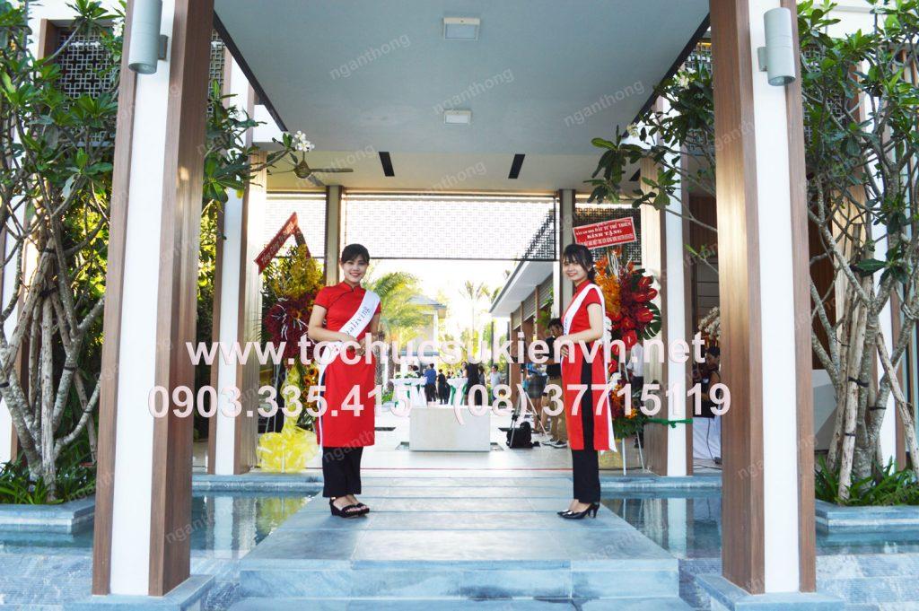 Tổ chức lễ tham quan nhà mẫu – lễ tham quan dự án - lễ mở bán 3