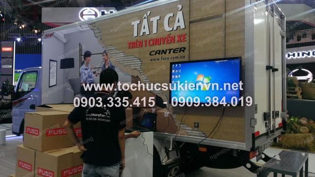 Cho thuê màn hình LCD