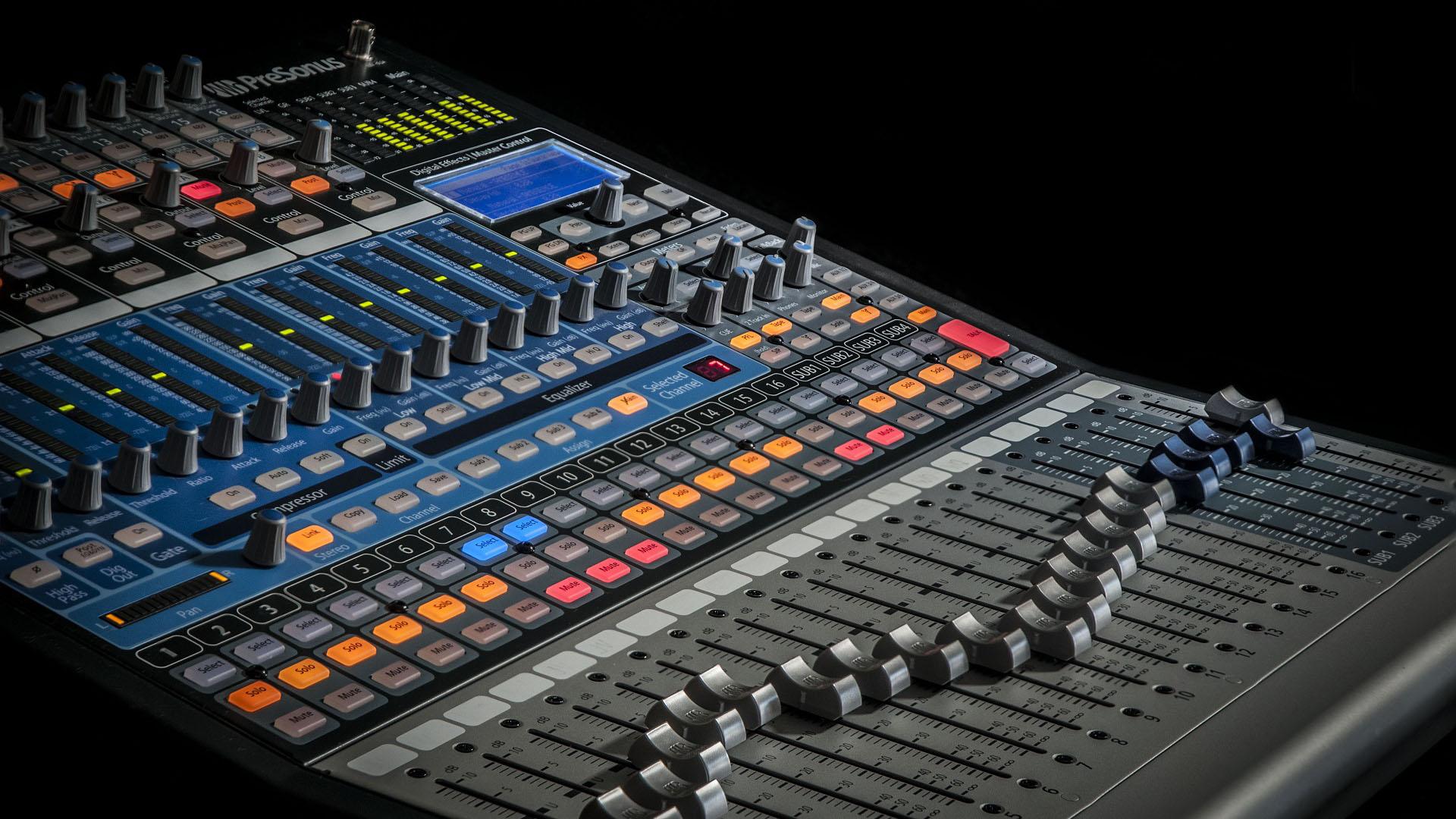 Hướng dẫn cân chỉnh trên bàn mixer như chuyên gia
