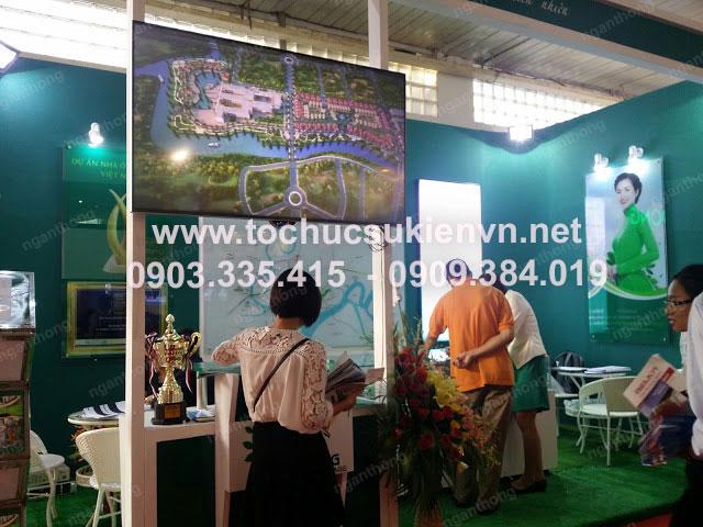 Cho thuê màn hình LCD Ngàn Thông HCM 4