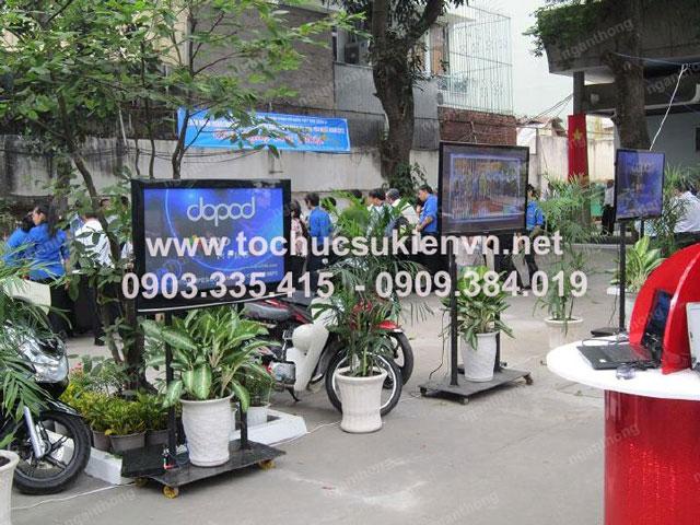 Cho thuê màn hình LCD Ngàn Thông TPHCM 6