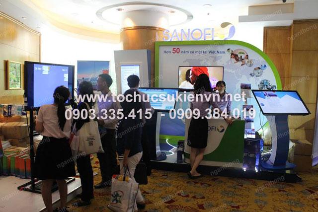 Cho thuê màn hình LCD Ngàn Thông