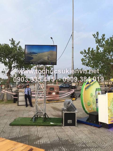 Cho thuê màn hình LCD Ngàn Thông 2