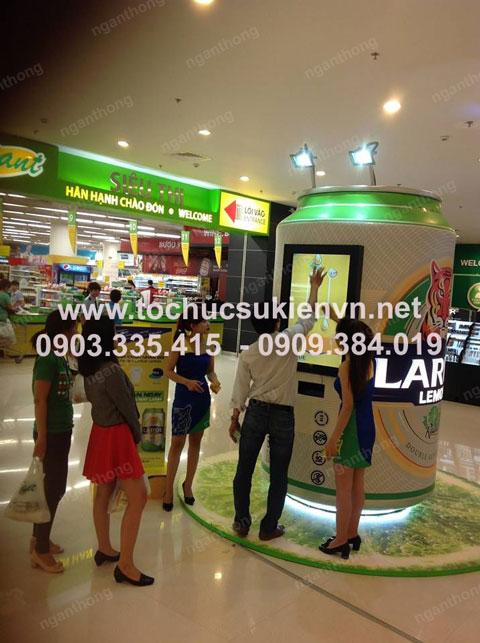 Cho thuê màn hình LCD Ngàn Thông HCM