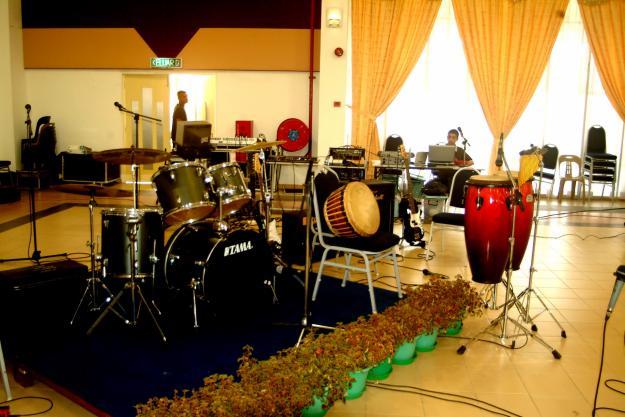 Lựa chọn dàn âm thanh chuyên nghiệp cho tiệc cưới