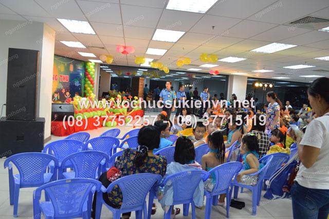 Tổ chức chương trình trung thu cho thiếu nhi 8